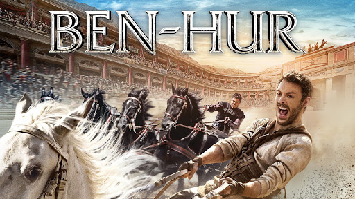 BenHur Official Trailer Morgan Freeman Jack Huston - Best trailers 2014 one epic video