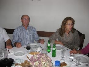 Photo: Ferreira e esposa