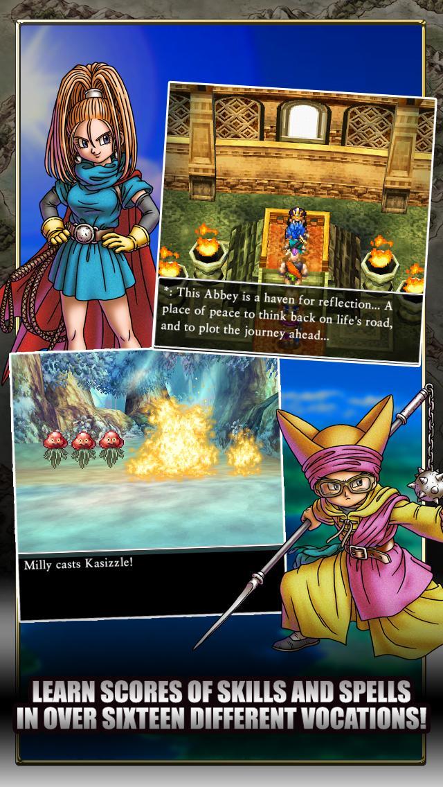 DRAGON QUEST VI screenshot #4