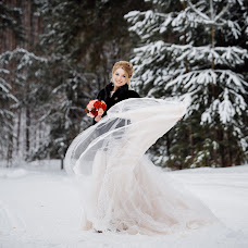 Wedding photographer Evgeniy Egorov (evgeny96). Photo of 12.02.2018