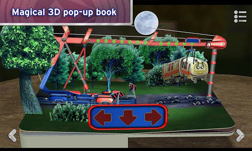 Chug Patrol Kid Train: Ready to Rescue!  screenshots 2