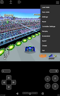 John SNES Lite - SNES Emulator- screenshot thumbnail