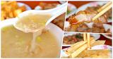 上安美食傳統肉粥