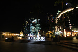 Photo: Year 2 Day 135 -  One Fullerton on the Waterfront