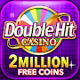 Slots: DoubleHit Casino - Free Vegas Slot Machines APK icon
