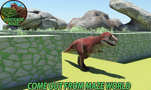 Real Jurassic Dinosaur Maze Run Simulator 2018  {cheat|hack|gameplay|apk mod|resources generator} 5