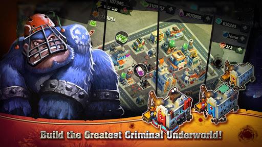 Clash of Mafias screenshot 2
