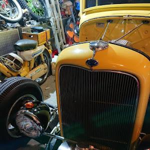 モデルB  1932年式 デュースクーペのカスタム事例画像 コウイチロー@KamikazeSpeedRodさんの2019年02月01日19:49の投稿