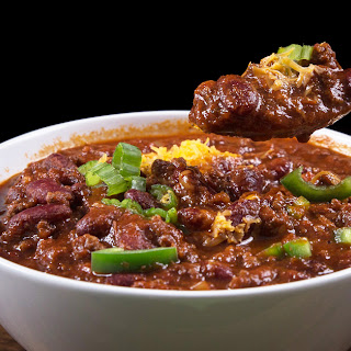 Easy Instant Pot Chili.