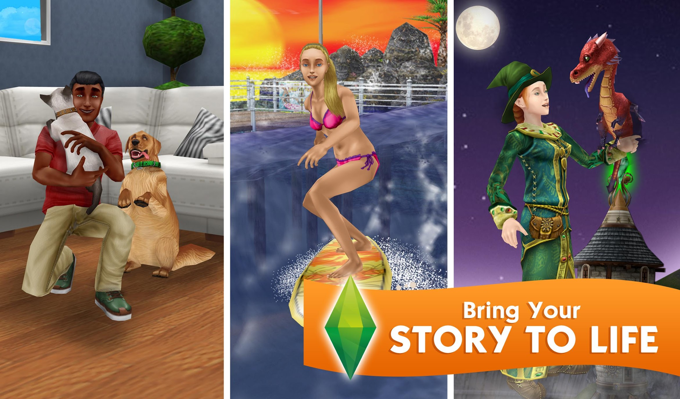 The Sims Freeplay Mod Apk (Unlimited Money) 3