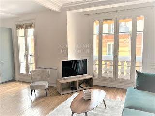 Appartement a louer boulogne-billancourt - 3 pièce(s) - 55 m2 - Surfyn