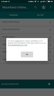 [Download Mauritania Online FM Radio for PC] Screenshot 3