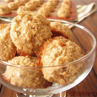 Coconut Macaroons Oats Recipes