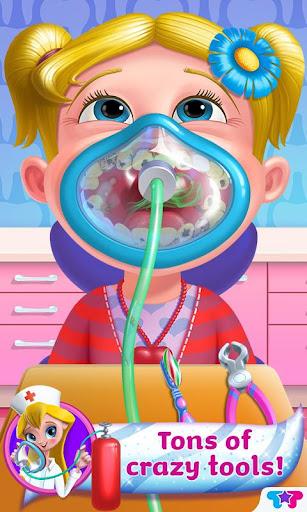Dentist Mania: Doctor X Clinic