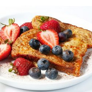 Vanilla-Cinnamon French Toast