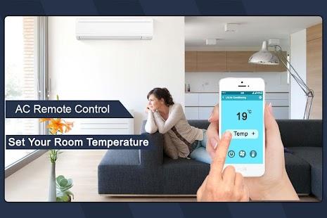 Universal AC Remote ControlSimulator - náhled