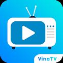 Vina TV - Xem tivi, tin tức bóng đá, phim mới 2019 icon