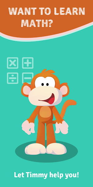 Learn Math With Timmy: Math games