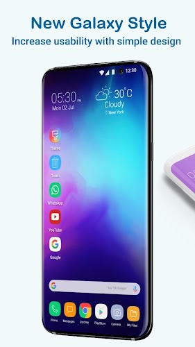 Download Launcher Galaxy S10 Style APK latest version App by