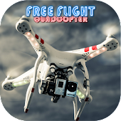 Free Flight Drone Simulator 3D