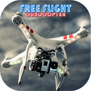 Free Flight Drone Simulator 3D for PC and MAC