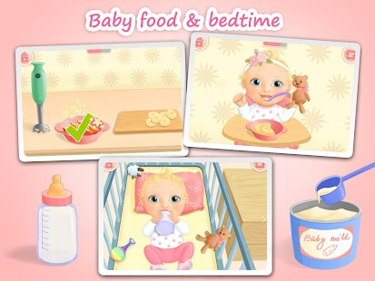 Sweet Baby Girl - Dream House and Play Time- screenshot thumbnail