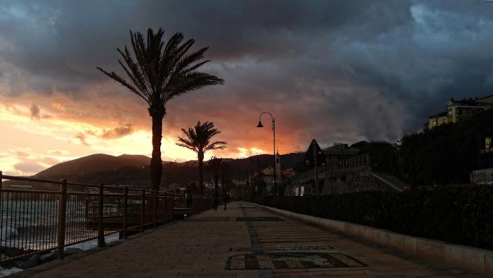 Al calar della sera di Rodema