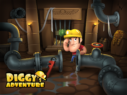 Diggy's Adventure: Fun Logic Puzzles & Maze Escape App Latest Version Download For Android and iPhone 7