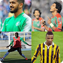 نجوم المنتخب السعودي icon