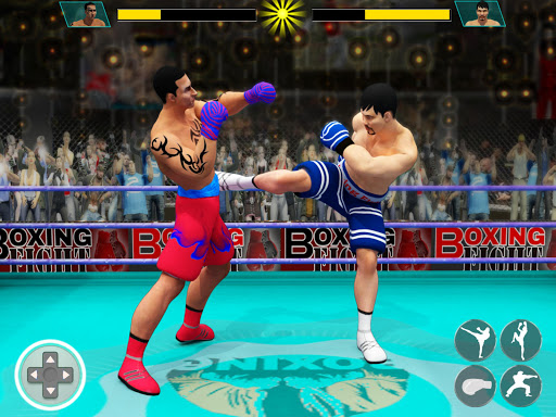 Ninja Punch Boxing Warrior: Kung Fu Karate Fighter 3.1.3 Screenshots 8
