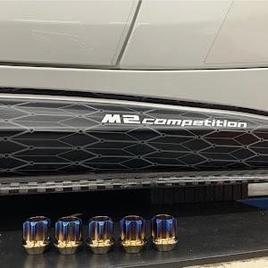 M2 クーペ  2018年式 M2competitionのカスタム事例画像 じゅんじゅん0818さんの2020年07月07日00:16の投稿
