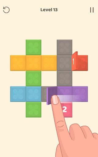 Folding Tiles android2mod screenshots 6
