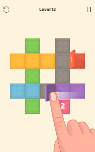 Folding Tiles Screenshot