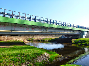 Photo: 67,2 km most drogi nr 72