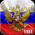 Flag of Russia Live Wallpaper icon