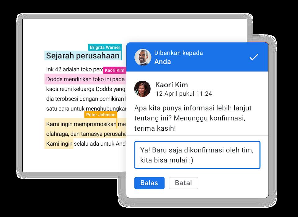 Gmail untuk bisnis