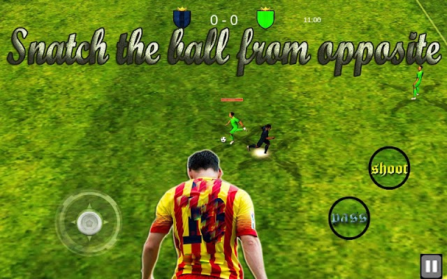 Ultimate Soccer League 2016 - screenshot