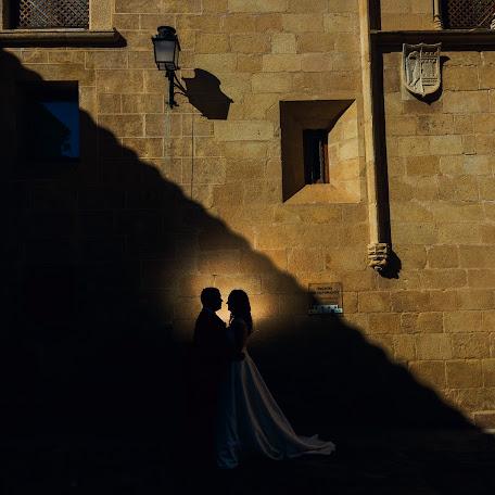 Fotógrafo de bodas Julia Guerrero (Fotomartinvideo). Foto del 12.12.2017