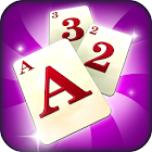 Solitaire in Wonderland - Golf Patience Card Game icon