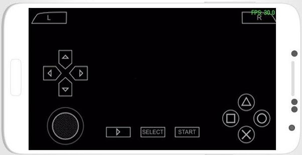 Golden PSP Emulator Pro Free 2018 - náhled