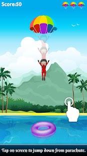 Parachute-Jump-Sky-Dive-Game