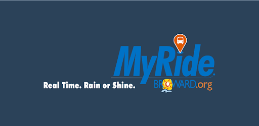 MyRide Broward - Apps on Google Play