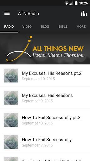 All Things New: Shawn Thornton