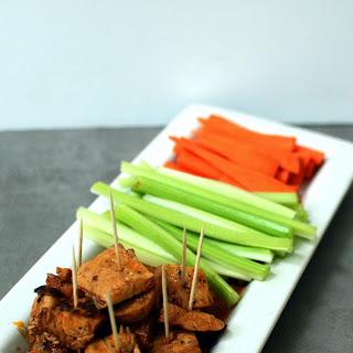 Grilled Buffalo Chicken Bites (gluten And Dairy-free)