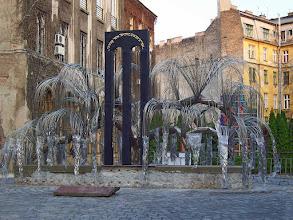 Photo: Wielka Synagoga  w Budapeszcie, drzewo pamięci ofiar Holokaustu (38)