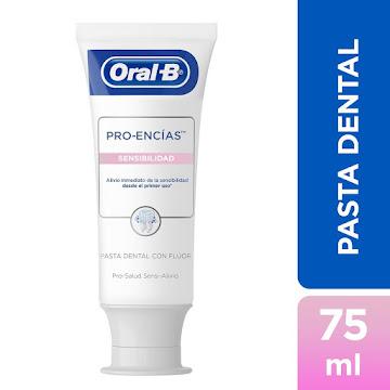 Crema Dental Oral-B Pro-Encías Sensibilidad 90 g / 75 ml
