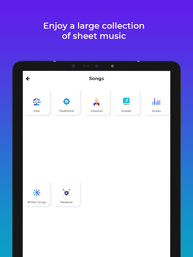 tonestro for Recorder - practice rhythm & pitch screenshots 16