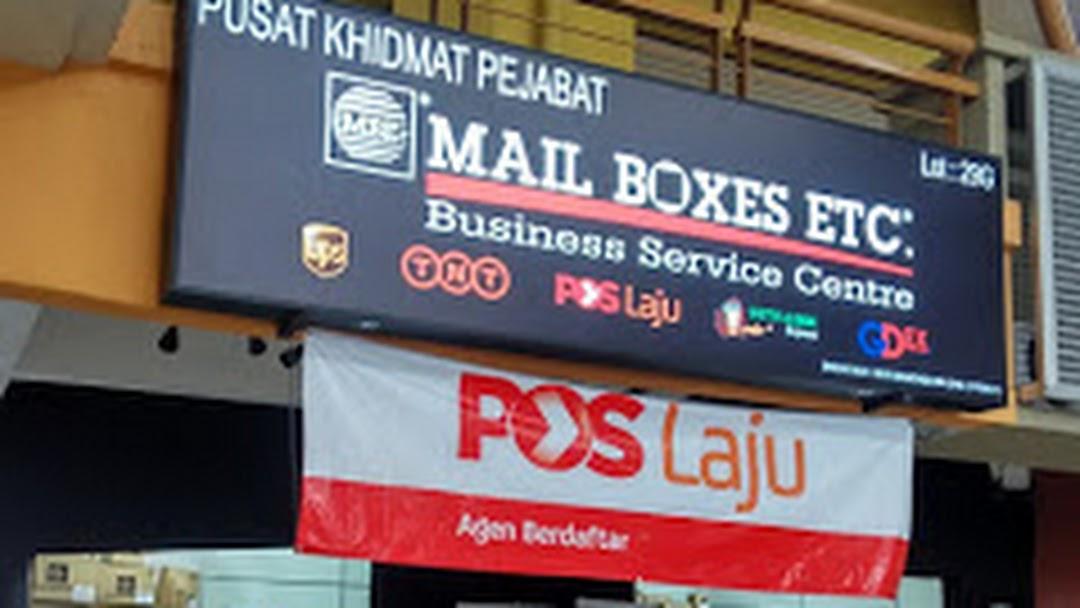 Mail Boxes Etc Saujana Utama,Sungai Buloh (PosLaju Citylink