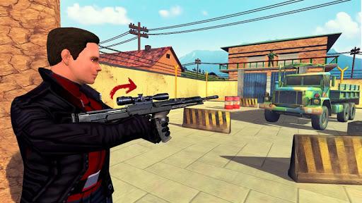 Superhero Commando Mission : Ultimate Action Game 1.0 screenshots 1