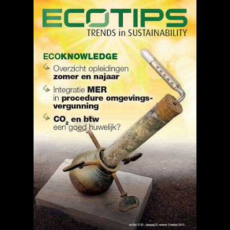 ECOKNOWLEDGE ecoTips 17.3 met focus op ecoknowledge - opleidingen